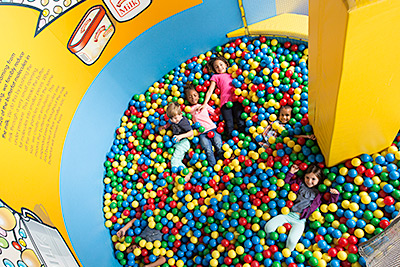Birthday Parties at The Turkey Hill Experience in Lancaster County PA